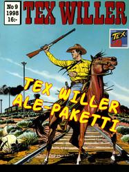 Tex Willer -lehtien ALE-paketti