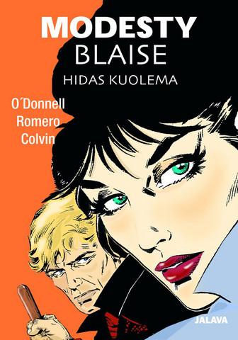 Modesty Blaise – Hidas kuolema