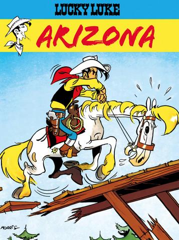 Lucky Luke: Arizona