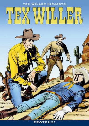 Tex Willer Kirjasto 41: Proteus!
