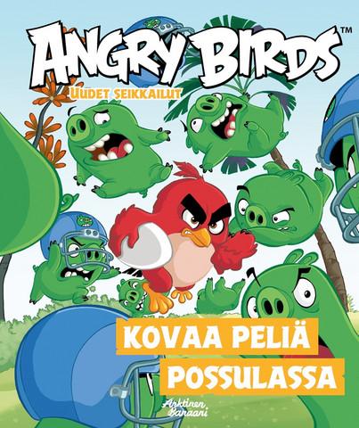 Angry Birds – Kovaa peliä Possulassa