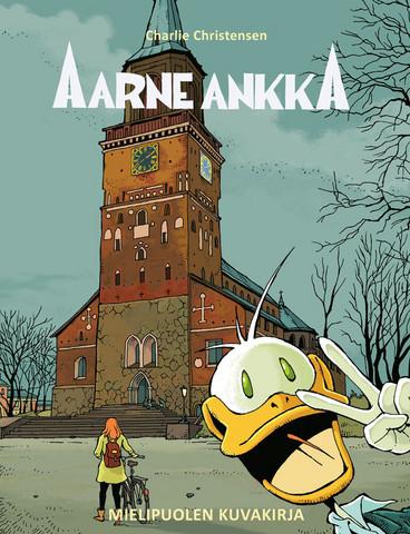 Aarne Ankka – Mielipuolen kuvakirja