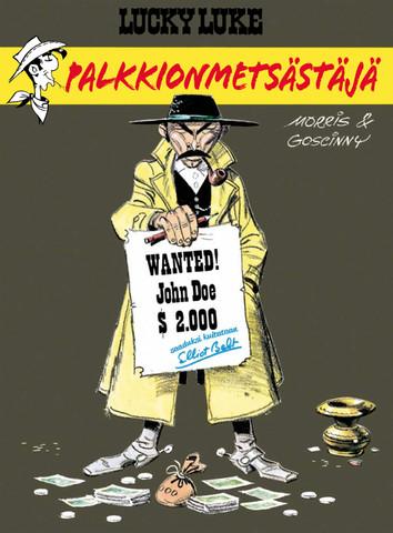 Lucky Luke: Palkkionmetsästäjä