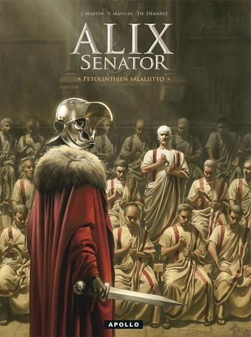 Alix: Senator 3 – Petolintujen salaliitto