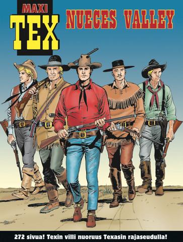 Maxi-Tex 35: Nueces Valley