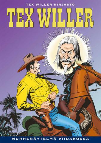 Tex Willer Kirjasto 44: Murhenäytelmä viidakossa