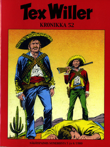 Tex Willer Kronikka 52