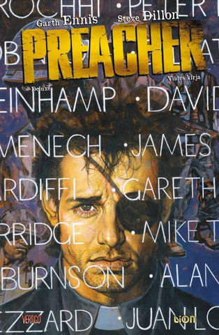 Preacher Deluxe – Viides kirja