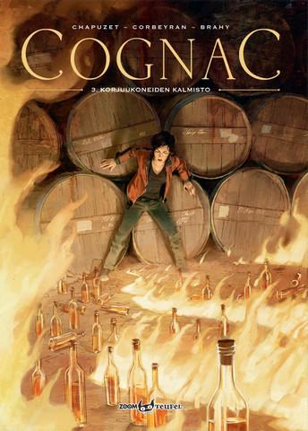 Cognac 3 – Korjuukoneiden kalmisto