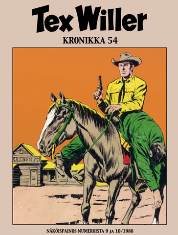 Tex Willer Kronikka 54