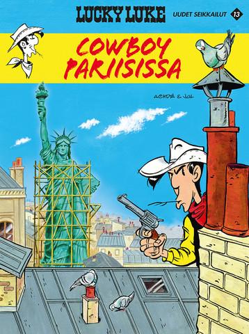 Lucky Luke – Uudet seikkailut 13: Cowboy Pariisissa