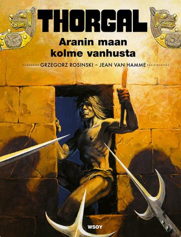 Thorgal 3: Aranin maan kolme vanhusta