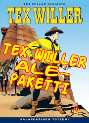 Tex Willer ALE-paketti