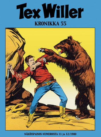 Tex Willer Kronikka 55