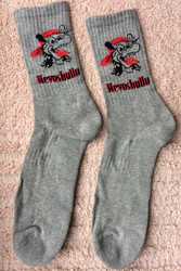 Hevoshullu-sukat, koko 40–42