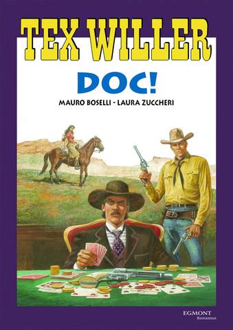 Tex Willer 40: Doc!