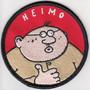 Fingerpori-kangasmerkki: Heimo Vesa