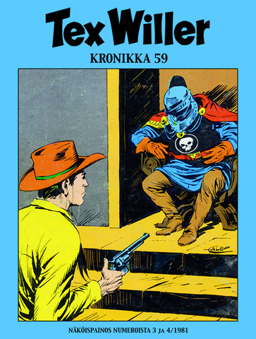 Tex Willer Kronikka 59