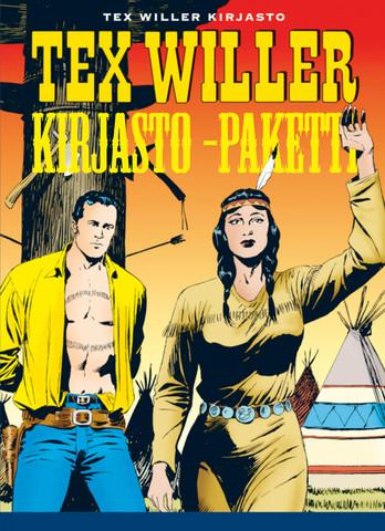 Tex Willer Kirjasto -paketti