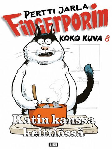 Fingerporin koko kuva 8 – Katin kanssa keittiössä