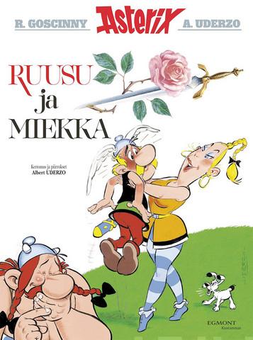Asterix 29 – Ruusu ja miekka