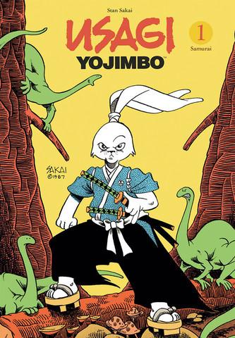 Usagi Yojimbo 1 – Samurai