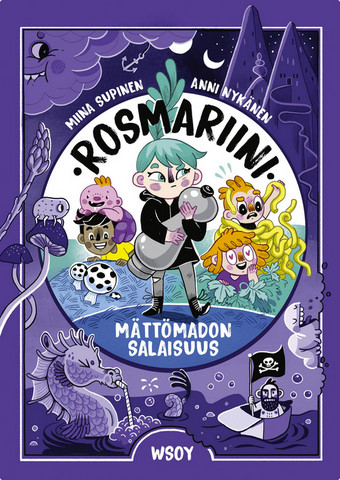 Rosmariini 1– Mättömadon salaisuus