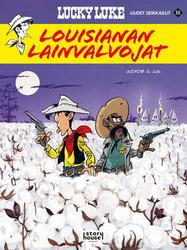 Lucky Luke Uudet seikkailut 15: Louisianan lainvalvojat