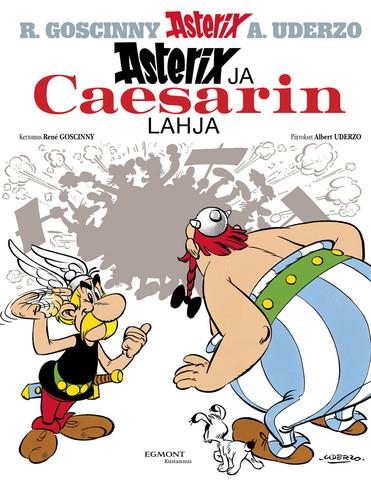 Asterix 21: Asterix ja Ceasarin lahja ENNAKKOTILAUS