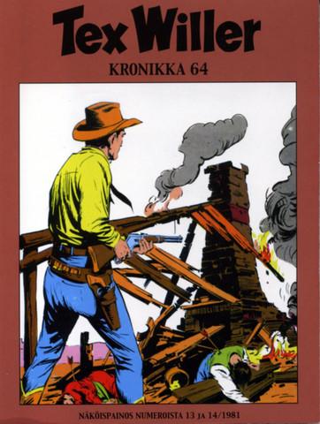 Tex Willer Kronikka 64