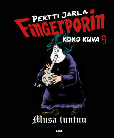 Fingerporin koko kuva 9 – Musa tuntuu ENNAKKOTILAUS
