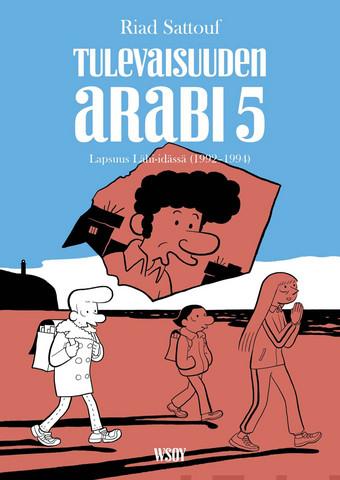 Tulevaisuuden arabi 5