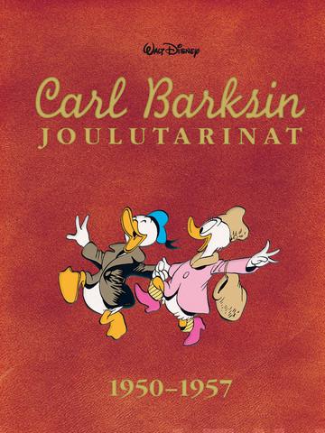 Carl Barksin joulutarinat 1950–1957 ENNAKKOTILAUS