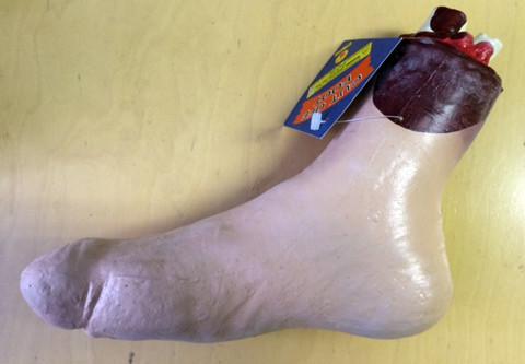 Verinen jalka