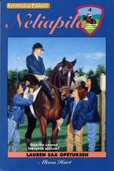 Hevoshullu-pokkari: Neliapila – Lauren saa opetuksen