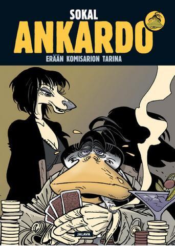 Ankardo 20: Erään komisarion tarina