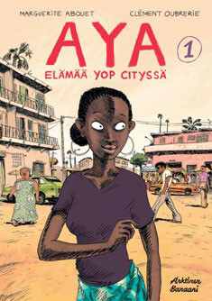 Aya – Yop Cityn elämää 1