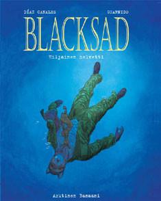 Blacksad 4: Hiljainen helvetti