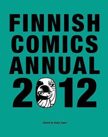 Finnish Comics Annual 2012