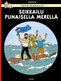 Tintti 19: Seikkailu Punaisella merellä
