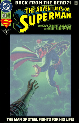Superman – The Adventures Of Superman # 500