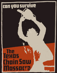 Texas Chain Saw – T-paita M
