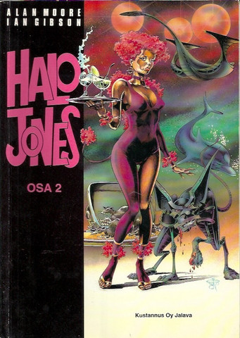 Halo Jones – osa 2