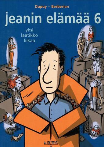 Jeanin elämää 6: Yksi laatikko liikaa