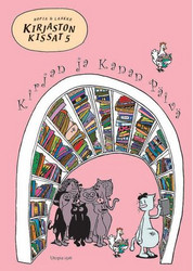 Kirjaston kissat 5 – Kirjan ja kanan päivä