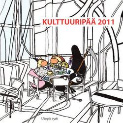 Kirjaston kissat – Kulttuuripää 2011