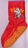 Muumi-sukat – punainen