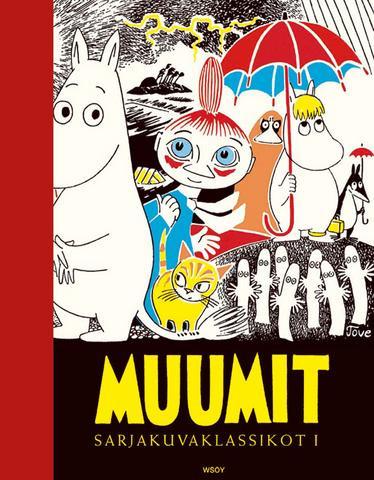 Muumit – Sarjakuvaklassikot I