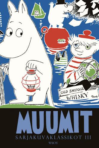Muumit – Sarjakuvaklassikot III - Verkkokauppa Banana Press
