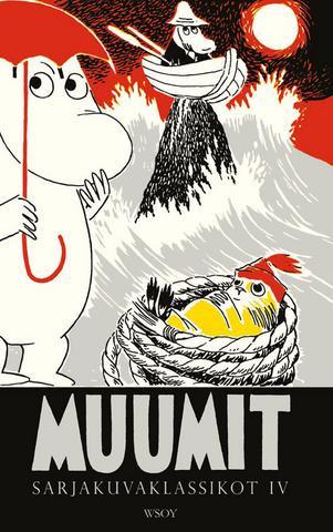 Muumit – Sarjakuvaklassikot IV